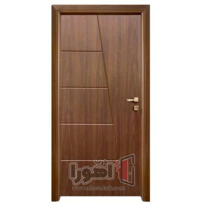 درب روکش pvc ،اهورا درب