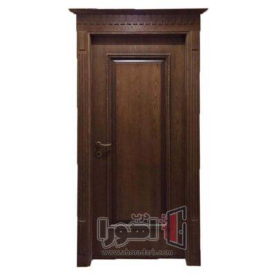 درب اتاقی چوبی،اهورا درب