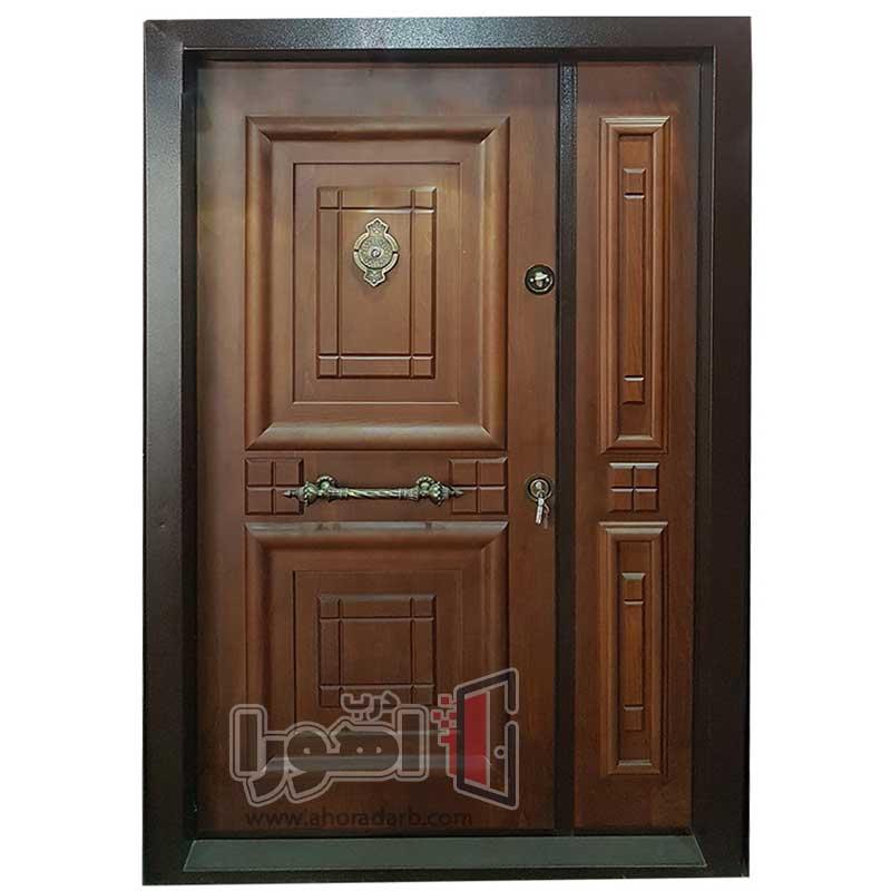 درب ورودی لابی،اهورا درب
