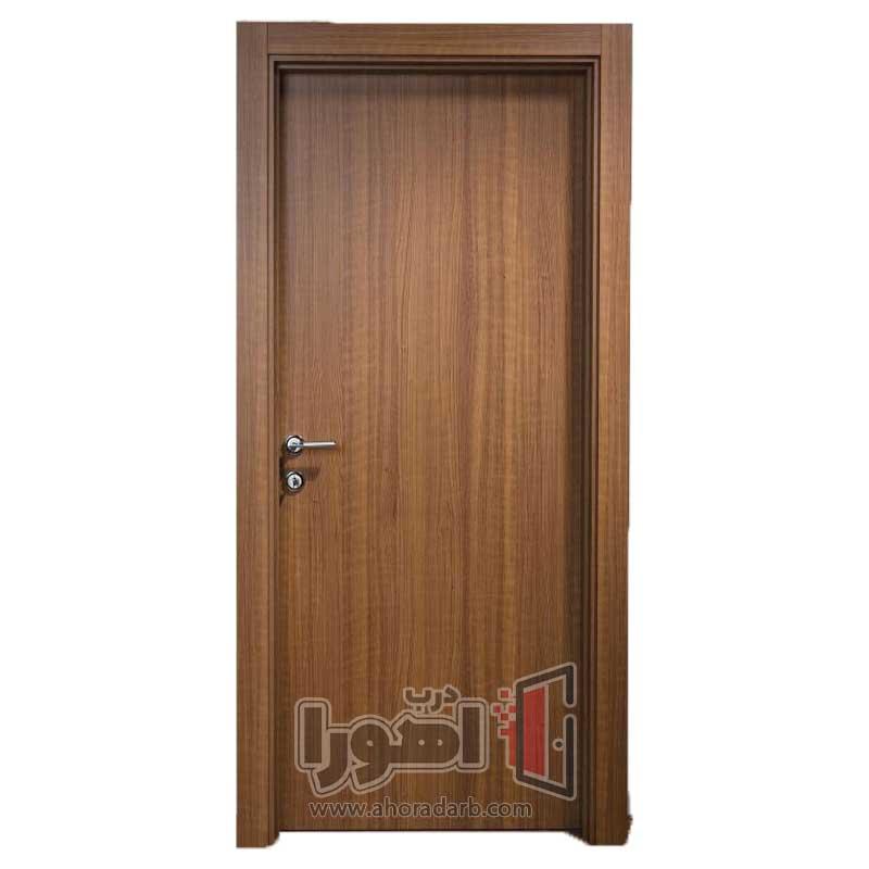 درب سرویس روکش pvc ،اهورا درب
