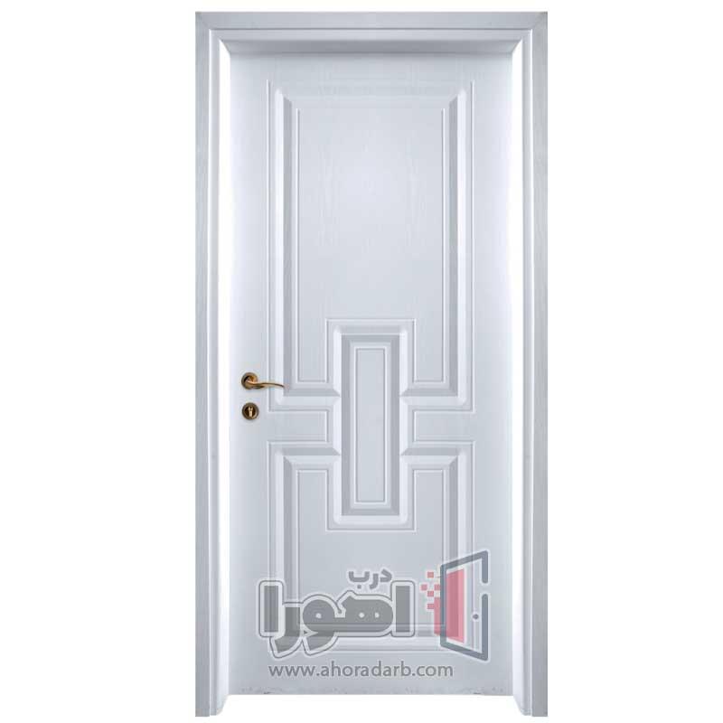 درب اتاق خواب سفید،اهورا درب