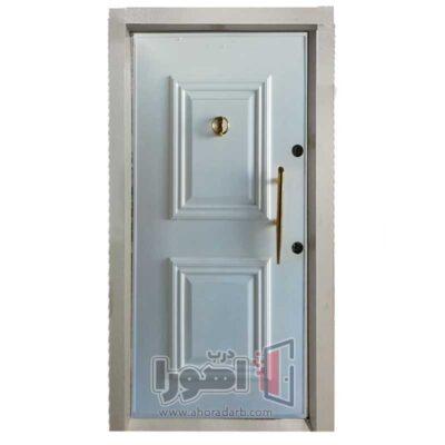 درب ضدسرقت سفید، اهورا درب