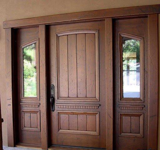 مزایای انواع مختلف درب های ساختمانی
