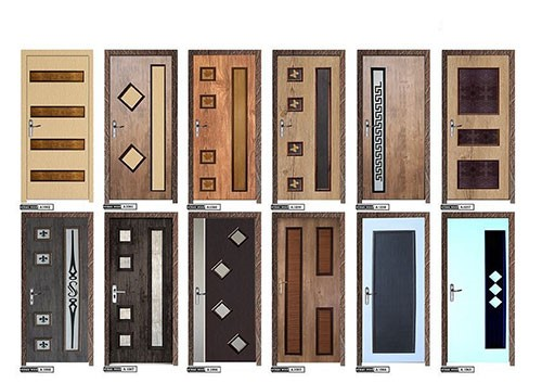 درب های ساختمانی ABS