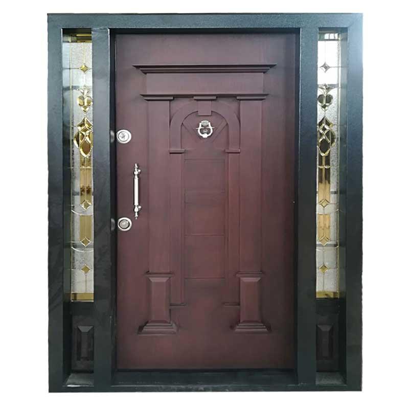 درب لابی ضدسرقت،اهورا درب
