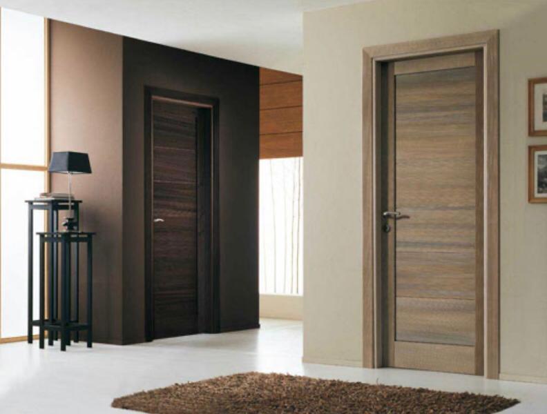 انواع درب داخلی و درب اتاقی