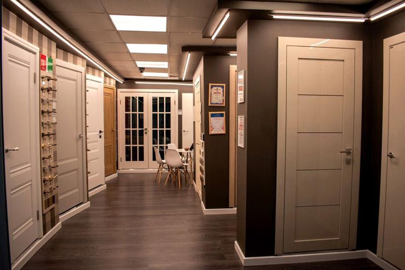 انواع درب داخلی ساختمانی