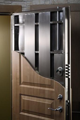 نحوه ی ساخت درب ضد سرقت