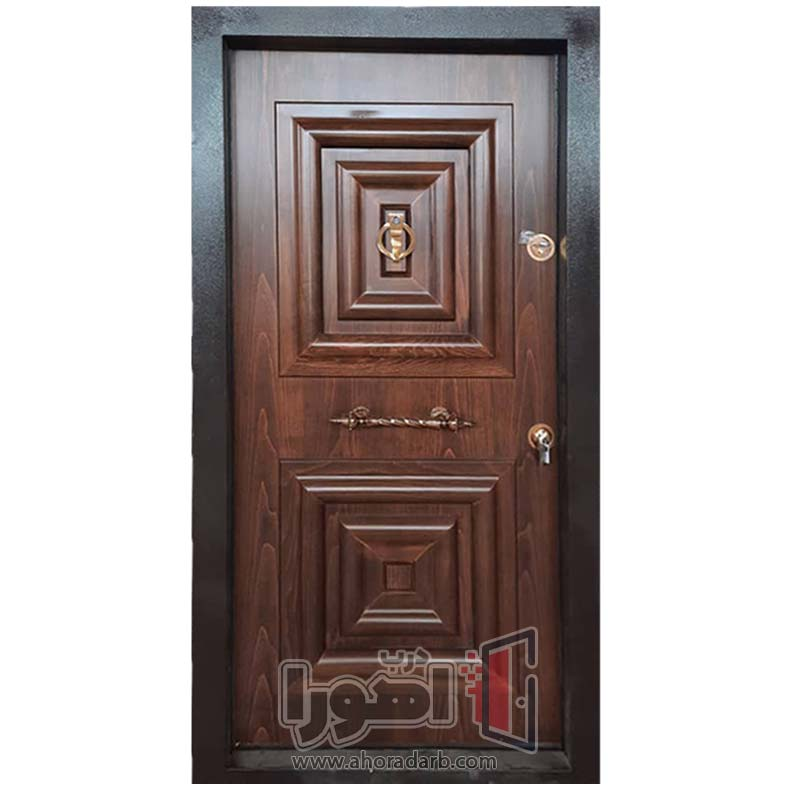 درب ضدسرقت ورودی آپارتمان ، اهورا درب