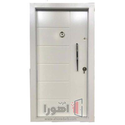 درب ضدسرقت سفید،اهورا درب